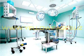 Медицинские инструменты в Узбекистане